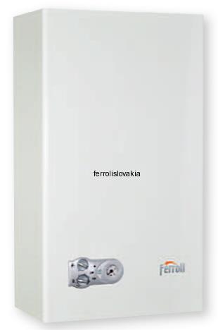 Ferroli divaprojekt c24 atmosferick kotol 7 24 kw for Ferroli domicompact c24